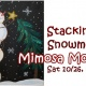 Mimosa Morning-Stacking Snowmen