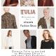 Brunch & Fashion Show at Osteria Tulia!