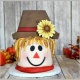 Fondant - Basics and Beyond - Scarecrows!