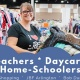 Teacher/Daycare/Home-School Presale Pass (FREE)- JBF Arlington - Fall 2019
