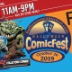 CC Halloween ComicFest 10/26 - Free Comics, Games, Sales & more!