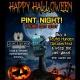 Halloween Pint Night