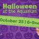 Halloween at the Aquarium