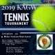 KAGW 2019 Tennis Tournament