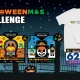 2019 - Thanks-Oween-Mas Virtual 5k Challenge - Philadelphia