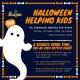 Halloween Helping Kids!