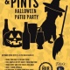 Puppies & Pints Halloween Party