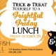 Red Fish Grill's Annual Frightful Friday Halloween Lunch