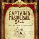Krewe of Boo Captain's Masquerade Ball featuring GRaDU