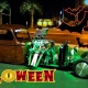 Halloween Hot Rod Las Vegas Strip Cruise