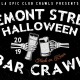 2019 Fremont Las Vegas Halloween Bar Crawl - Day Crawl