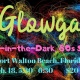 Glowga Flow, 80s Style (Flow-in-the-Dark Yoga) Ft. Walton Beach, FL