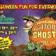 Gatorland's Gators, Ghosts & Goblins Halloween Fun for Everyone!