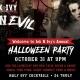 CarnEVIL Halloween Party at Ink N Ivy