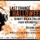 Last Chance Halloween Bash