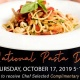 National Pasta Day at Sette Bello
