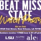 Crescent City Tigers - Beat Miss State Watch Party