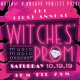 The First Annual Witches' Ball