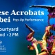 Chinese Acrobats of Hebei Pop-Up Performance