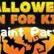 Halloween Fun Paint party