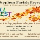 St. Stephen's Fall Festival