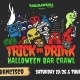 Trick or Drink: San Francisco Halloween Bar Crawl (2 Days)