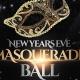 New Year's Eve 2020 Masquerade Ball - A Black Tie Affair Atop the Hotel Via