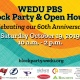 WEDU Block Party & Open House | Mr. Tommy's Musical Show for Kids