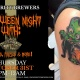 Halloween Night with Prosperity Brewers (feat A Stroke of Genius Tattoo)