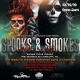 Spooks and Smokes Cigar Halloween Party