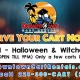 Halloween & Witches Ride