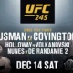 UFC 245: Usman vs Covington