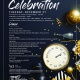 New Years Eve Celebration at Plantation Golf Country Club