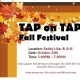 TAP on TAP Fall Festival