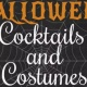 Cocktails & Costumes