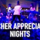 Teacher Appreciation Nights