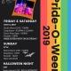 Pride-O-Ween Weekend