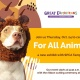 For All Animals exhibit grand opening