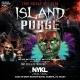 Island Purge - Halloween Theme Party @NYKL Caribbean Room