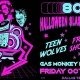 80's Halloween Slash Back Party w/ Teen Wolves at Gas Monkey Bar N' Grill