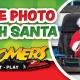 Santa at Zoomers