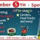 Tree Lighting, Food Trucks, and Santa