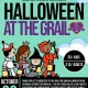 Halloween at The Grail