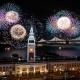 NYE 2020 - LIVE FIREWORKS ON THE EMBARCADERO - OPEN BAR