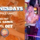 Wednesday Half Price Games at Dave & Buster's!