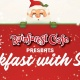 Breakfast with Santa - Sawgrass Mills Rainforest Cafe