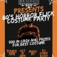 80's Horror Themed Halloween Bash