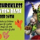 Scared Shrekless- Halloween Bash