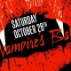 Halloween Party ' Vampire's Ball' at Rosie McCann's Santana Row