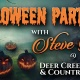 Steve Fox's Halloween Party at Deer Creek Country Club in Deerfield Beach!